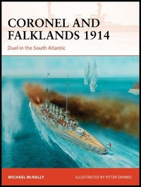 Coronel & Falklands 1914 book